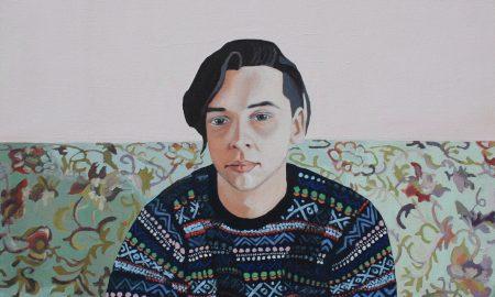 portrait Mongel by George Kennedy
