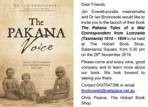 The Pakana Voice book cover