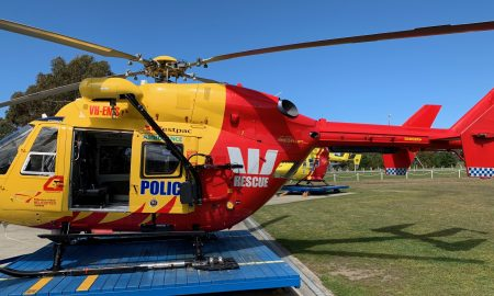 Tasmanian helicopter rescue service