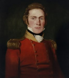 Captain Patrick Logan, circa 1825, artist unknown