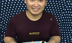 Andrew Yang - student in Tasmania