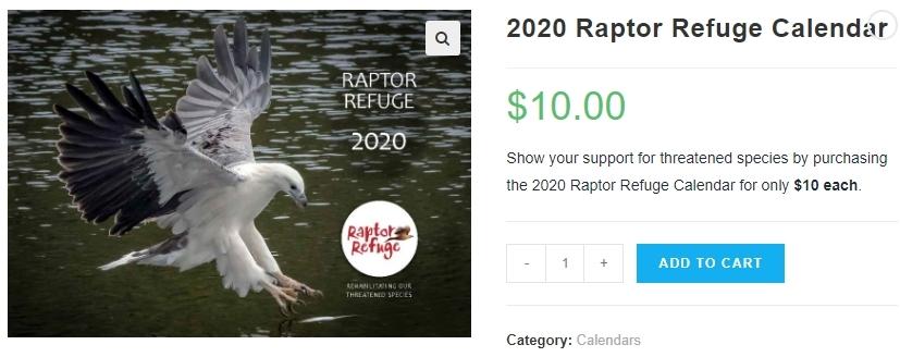 raptor refuge