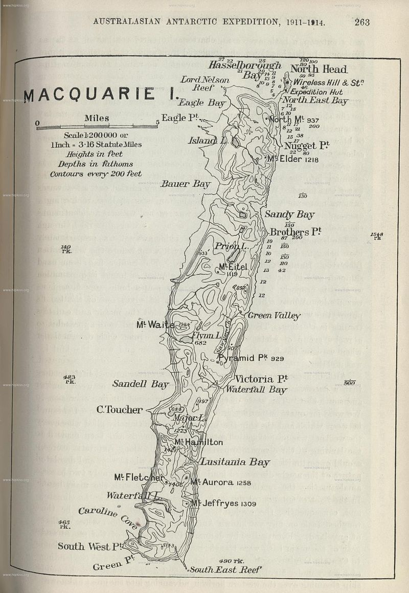 Macquarie Island