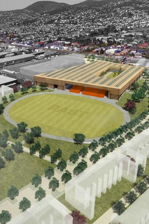 Showgrounds redevelopment